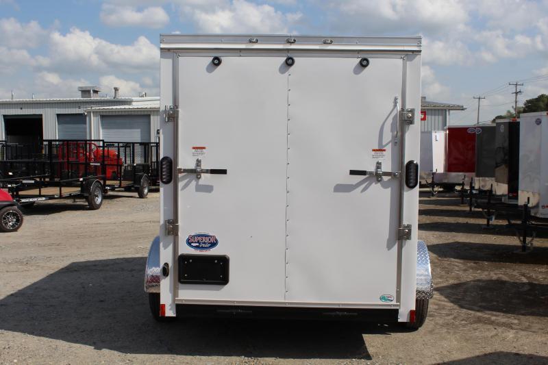 2020 Continental Cargo 6X10 w/ Ramp Door