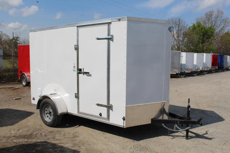 2020 Continental Cargo 6X10 w/ Ramp Door in Hollister, NC