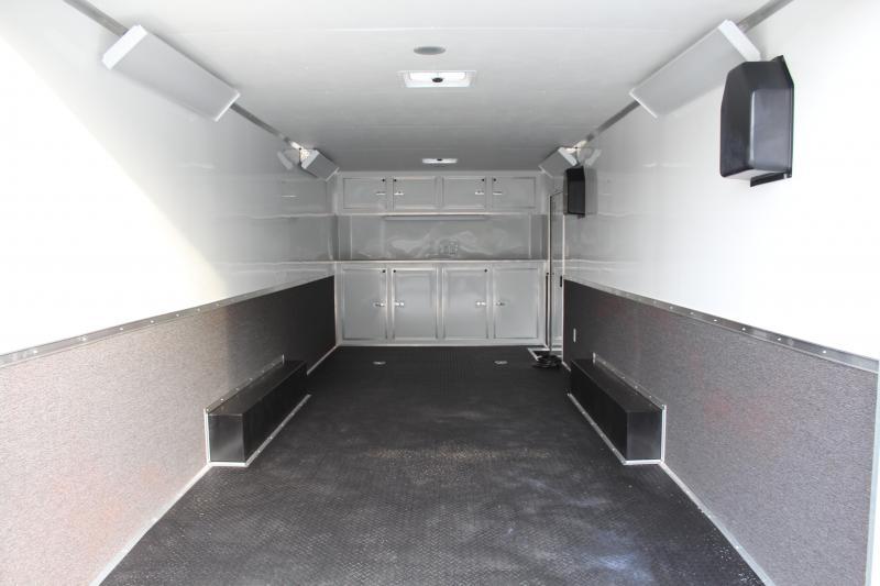 2019 Continental Cargo 8.5X24 10K Enclosed Car Trailer