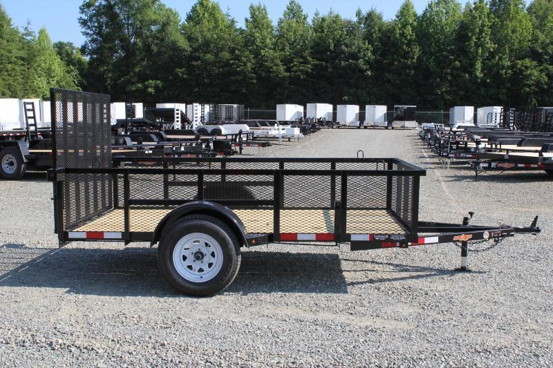 2018 Down 2 Earth 6X10 2ft Expanded Sides & Gate