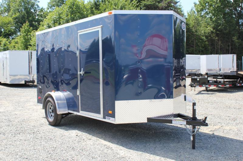 2019 Bravo Hero 6x12 w/ Ramp Door in Grandy, NC