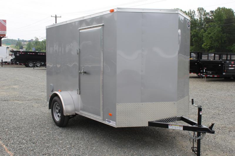 2019 Bravo Hero 6x10 w/ Ramp Door in Grandy, NC