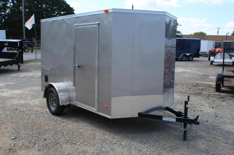 2019 Bravo Hero 6x10 w/ Ramp Door in Hollister, NC