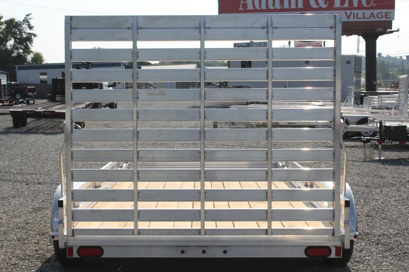 2019 Aluma 7814 ESW 7K w/ Rail Kit & Tailgate
