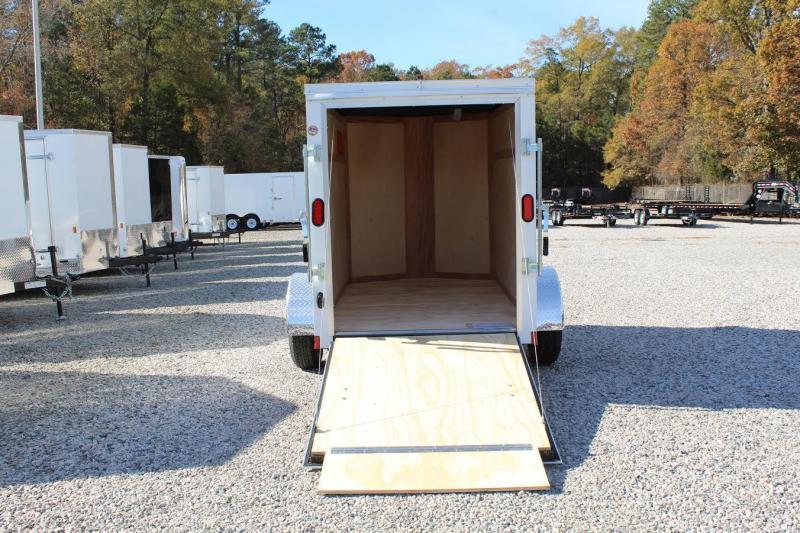 2020 Continental Cargo 5X8 w/Rear Ramp
