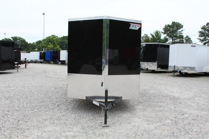 2020 Bravo Scout 6x12 w/ Ramp Door