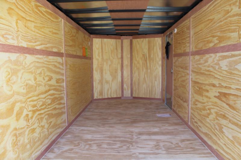 2019 Continental Cargo 7X16 w/ Double Rear Doors
