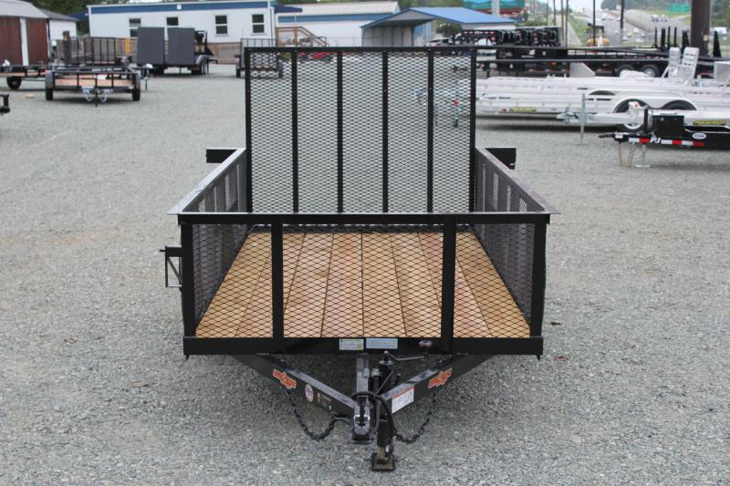 2018 Down 2 Earth 5X10 w/ 2ft Expanded Sides & Gate