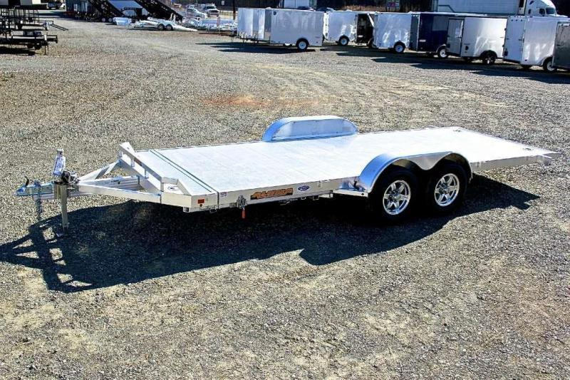 Used Aluma Car Trailer For Sale