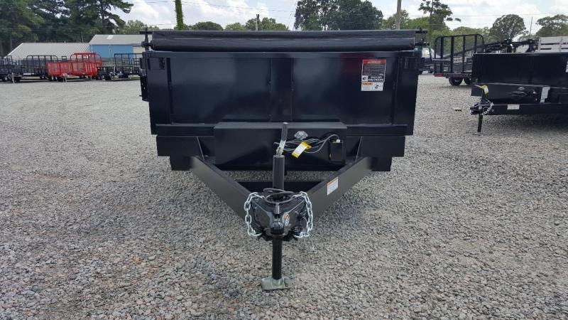 2019 Hawke 6X12 10K Dump w/ Tarp
