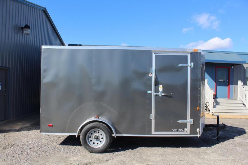 2019 Continental Cargo 6X12 w/Ramp Door