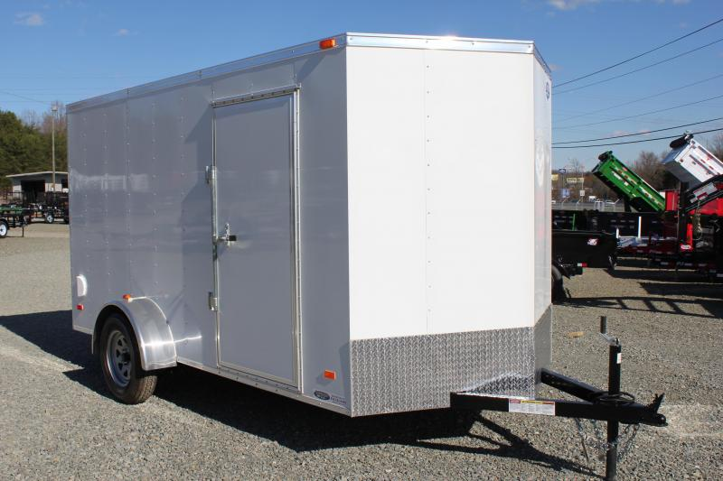2018 Bravo Hero 6x12 w/ Ramp Door in Hollister, NC