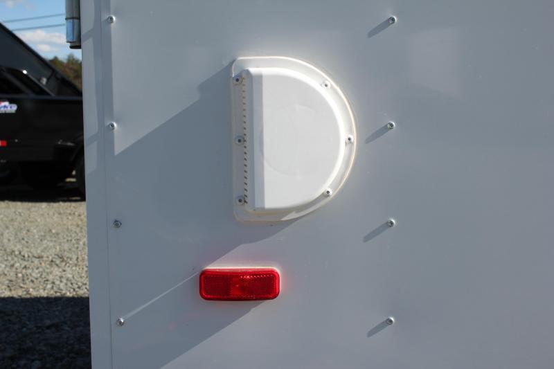 2018 Bravo Hero 6x12 w/ Ramp Door