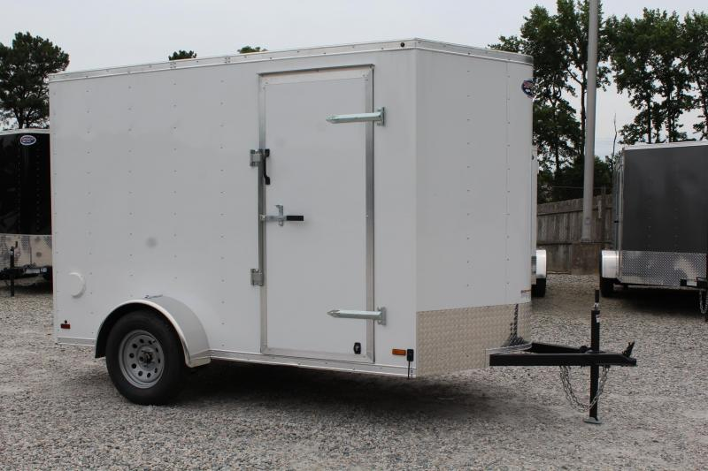 2019 Haulmark Passport 6x10 w/ Ramp Door in Hollister, NC