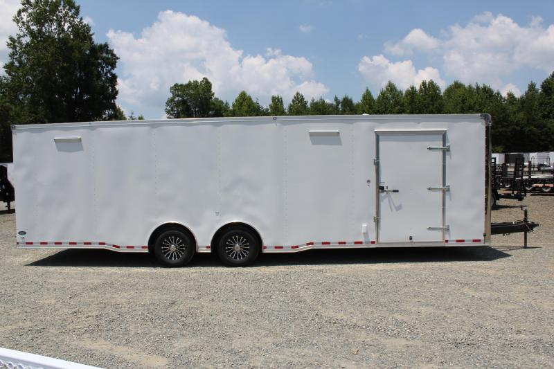 2019 Continental Cargo 8.5X30 12K Car Trailer