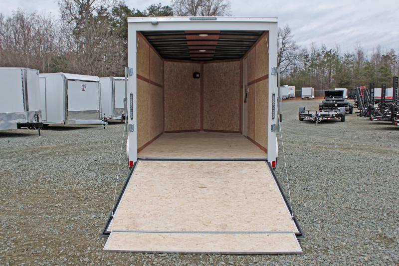 2020 Bravo Scout 7x14 w/ Ramp Door