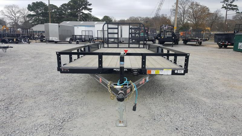 2018 PJ Trailers 20ft UL 10K Utility Trailer