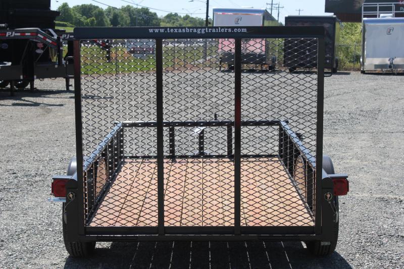 2018 Texas Bragg 5X10P w/ Gate