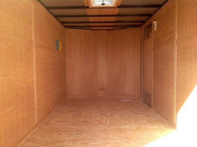 2019 Continental Cargo 7X14 w/Double Door