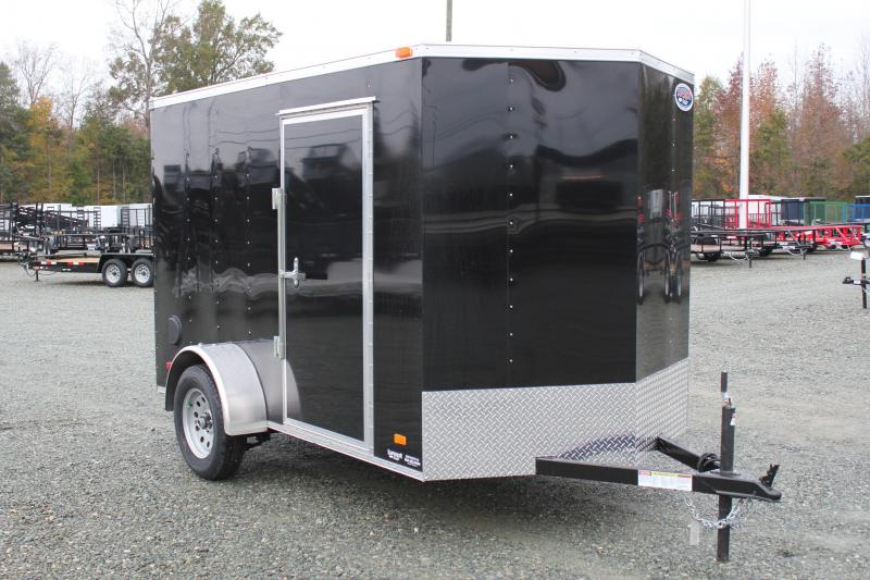 2020 Bravo Hero 6x10 w/ Ramp Door in Hollister, NC