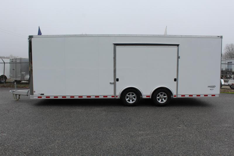 2019 Bravo ALUMINUM Star 8.5X24 10K w/ Full Escape Door