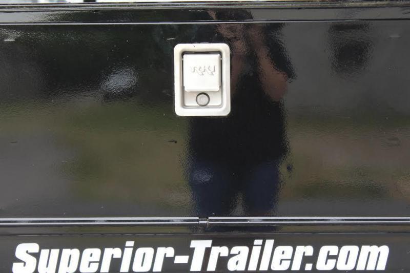 2018 Take 3 48' XT Gooseneck 3 Car Trailer
