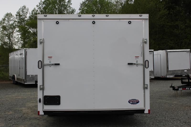 2020 Continental Cargo 8.5X20 7K w/ Ramp Door