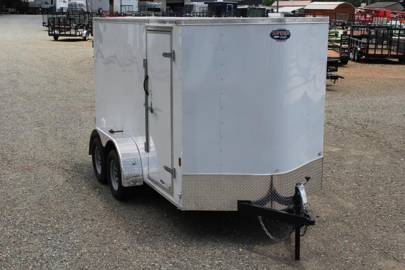 2020 Continental Cargo 6x12 7K w/ Double Door  in Ashburn, VA