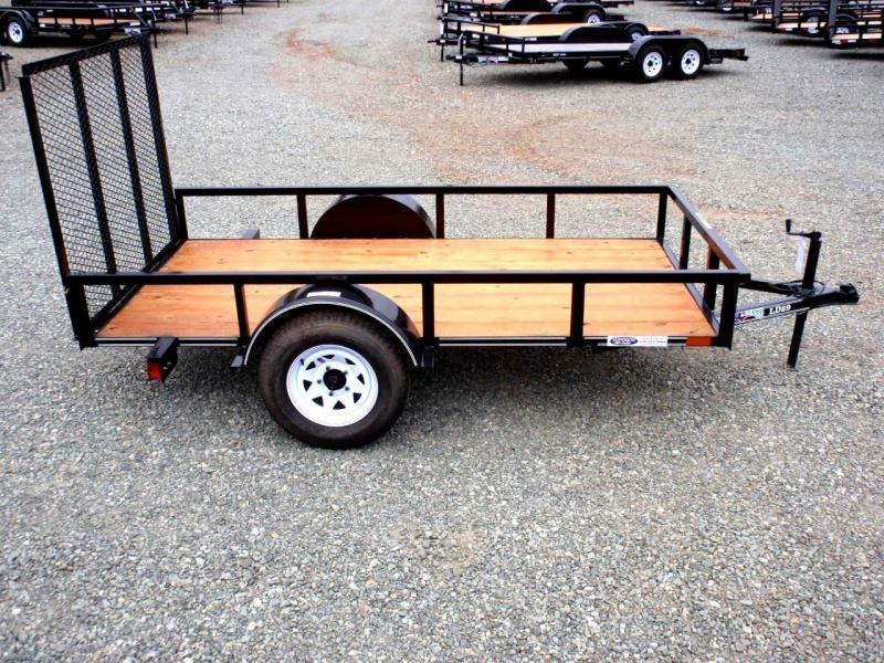 2018 Texas Bragg Trailers 5X10LD w/ gATE