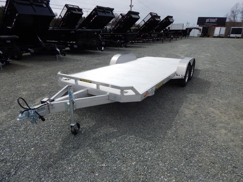 2020 Aluma 8218 Car Trailer in Nesmith, SC