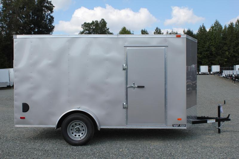 2019 Bravo Hero 6x12 w/ Ramp Door