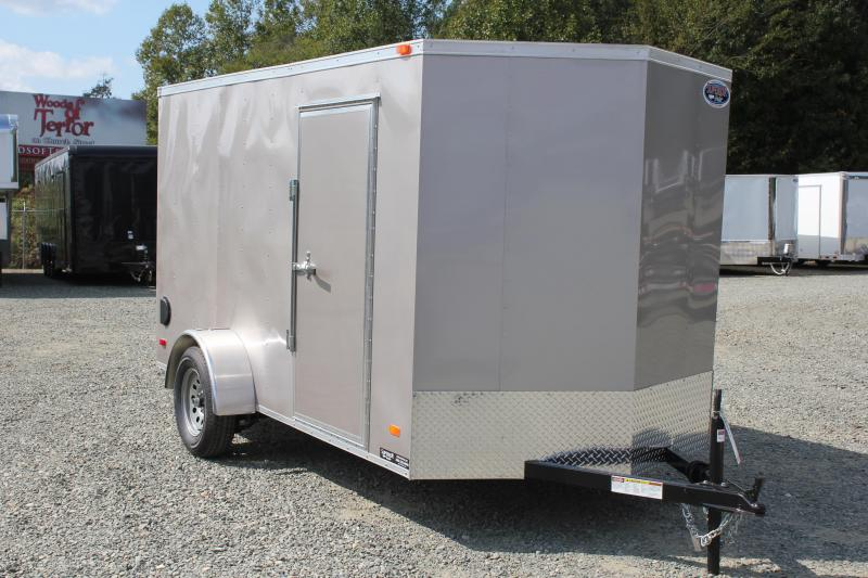 2019 Bravo Hero 6x12 w/ Ramp Door in Thomasville, NC