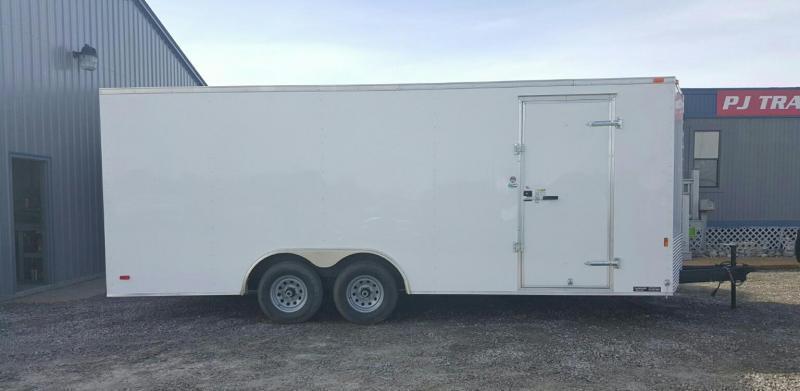 2019 Continental Cargo 8.5X20 7K w/Ramp Door