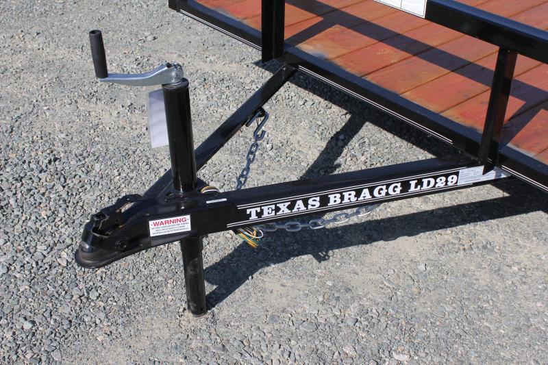 2018 Texas Bragg 6X10LD w/ Gate