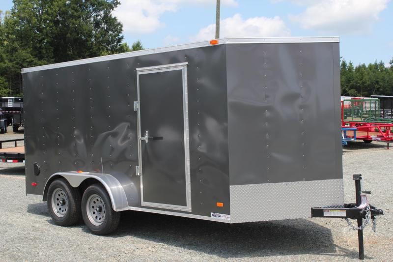 2020 Bravo Hero 7x14 w/ Ramp Door in Morrisville, NC