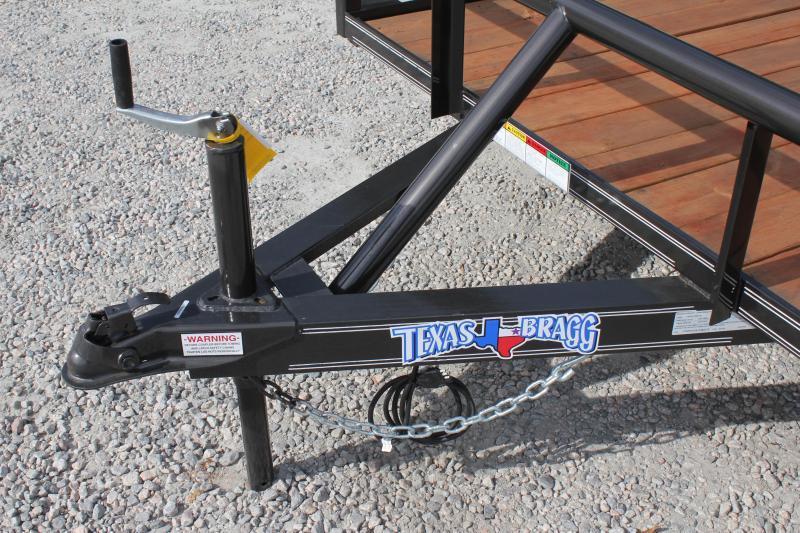 2019 Texas Bragg Trailers 6X12P Utility Trailer w/ Tailgate