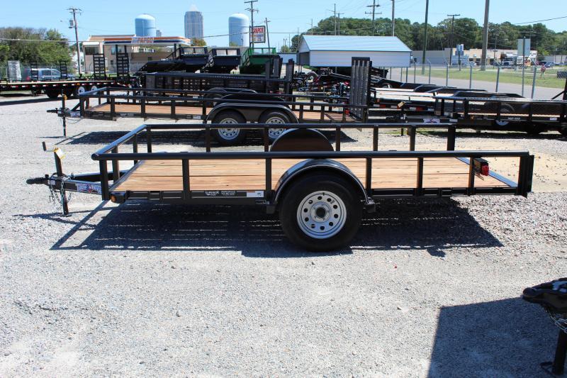 2019 Texas Bragg 6X12P Tilt