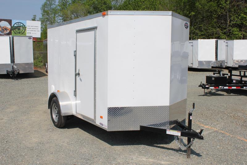 2020 Bravo Hero 6x10 w/ Ramp Door in Ashburn, VA