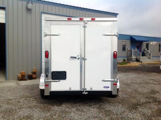 2019 Continental Cargo 6x10 Special w/ Double Rear Door