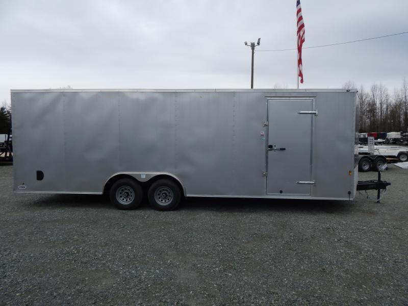 2019 Continental Cargo 8.5X24 10K w/ Ramp Door