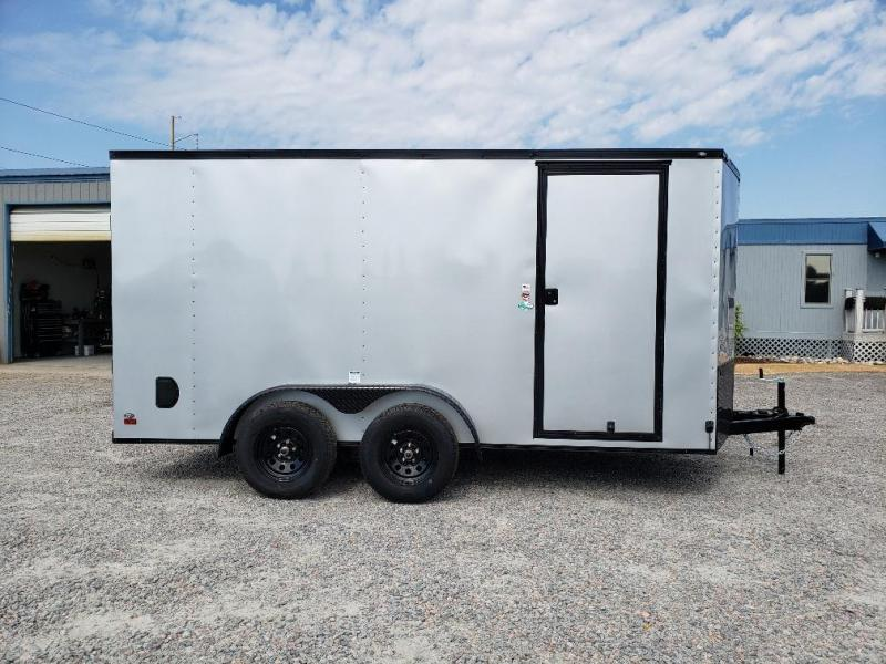 2020 Continental Cargo 7X14 w/ Ramp Door in Grandy, NC