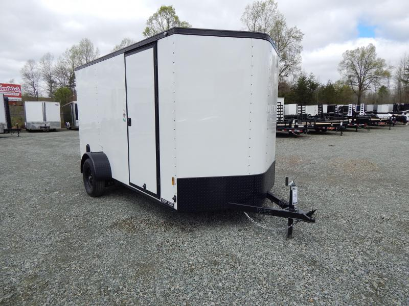 2020 Continental Cargo 6X12 w/ Ramp Door  in Morrisville, NC