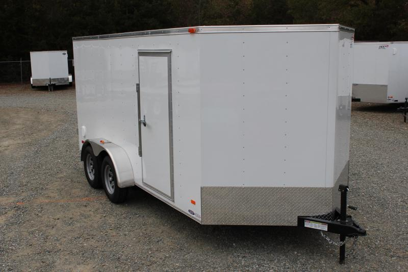 2018 Bravo Hero 7X14 w/ Double Rear Door