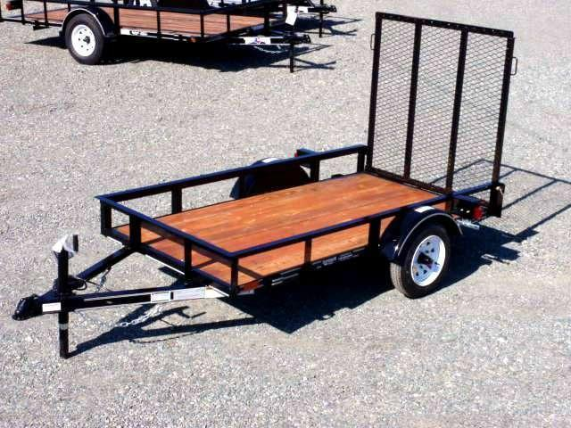 2018 Texas Bragg Trailers 4x8LB w/ Gate in Ashburn, VA