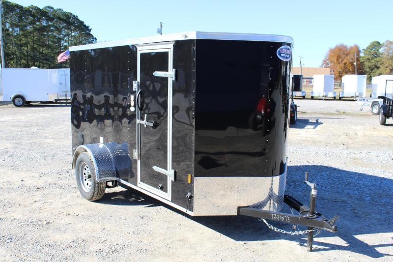 2020 Continental Cargo 5X10 w/ Double Rear Doors