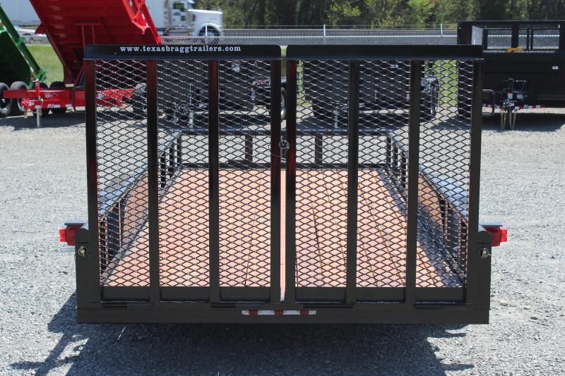 2018 Texas Bragg 16P w/ HD Split Gate