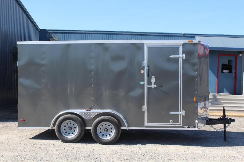 2020 Continental Cargo 7X14 w/ Ramp Door in Roper, NC