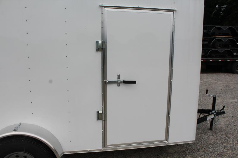 2020 Bravo Hero 6x12 w/ Double Rear Doors