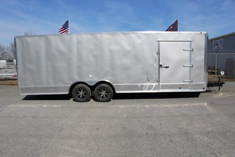 2018 Continental Cargo 8.5X24 10K Car / Racing Trailer