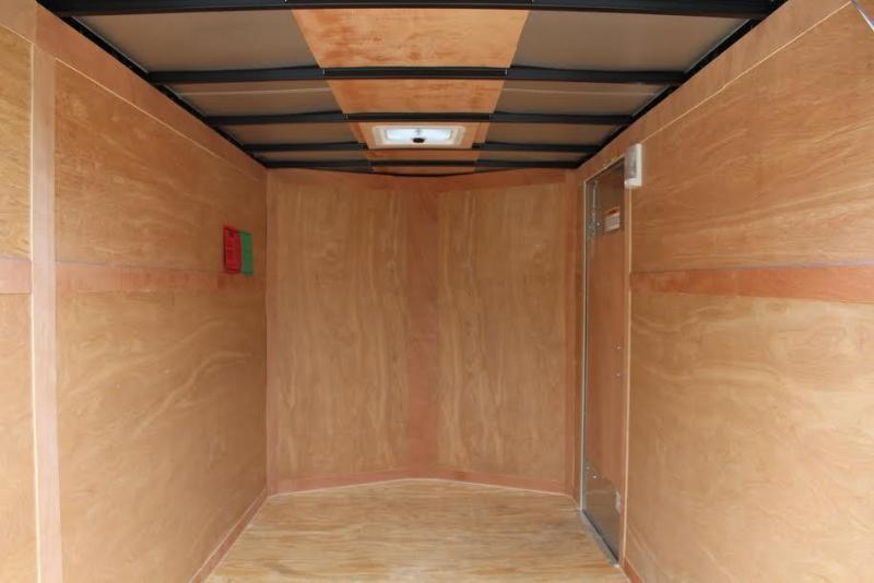 2020 Continental Cargo 6X10 w/Ramp Door